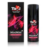 Гель-любрикант MiniMini для женщин, флакон-диспенсер 50г