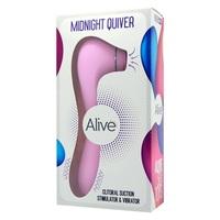 Midnight Quiver Pink клиторальный стимулятор