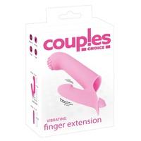 Вибронасадка на палец Vibrating Finger Extension