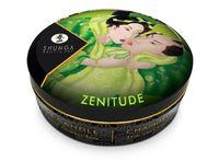 Массажное арома масло в виде свечи, Exotic Green Tea мини 30мл.Зеленый чай