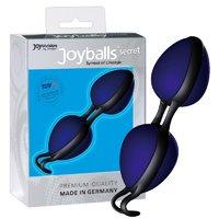 Joyballs secret, Schwarz-Schwarz вагинальные шарики синие
