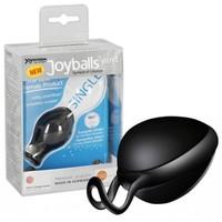 Joyballs secret single, Schwarz-Schwarz вагинальный шарик черный