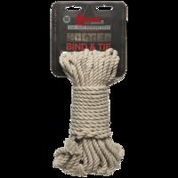 Веревка бондажная 15,2 м Kink - Bind &amp Tie - Hemp Bondage Rope