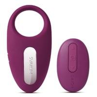Winni Violet Эрекционное кольцо с вибрацией и пультом