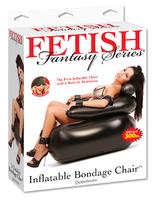 Надувной набор для бондажа Inflatable Bondage Chair