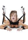 Фиксация-поддержка для секс-позиций с наручами Position Master With Cuffs