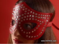 P35a / Очки-маска (красная)