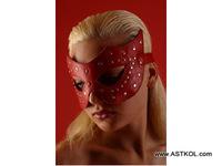 P33a / Очки-маска (красная)