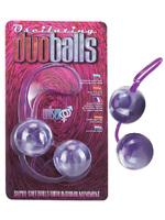 Вагинальные шарики сиреневые