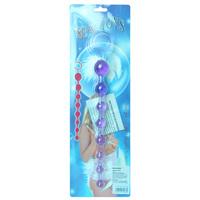 Анальная цепочка (фиолетовый)