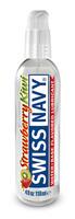 4oz/118мл. Лубрикант Strawberry Kiwi Swiss Navy со вкусом клубники и киви