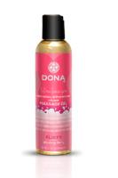 """Массажное масло с феромонами и афродизиаками """"Флирт"""" DONA Scented Massage Oil Flirty Aroma: Blushing"""