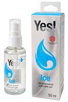 Гель-смазка силиконовый Yes - Ice, 50 мл