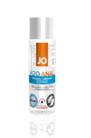 Анальный возбуждающий лубрикант на водной основе JO Anal H2O Warming, 2 oz (60мл.)