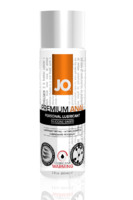 Анальный возбуждающий лубрикант на силиконовой основе JO Anal Premium Warming,  2 oz  (60 мл)