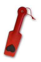 Хлопалка красная