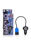 Помпа для головки Apollo™ Automatic Head Pump™ автоматическая голубая
