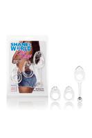 Набор эрекционных колец Shane's World® Class Rings прозрачный
