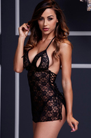 Беби долл Black Lace Babydoll 1 Pc