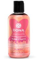 Пена для ванн DONA Bubble Bath Flirty Aroma: Blushing Berry 240 мл