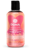 Пена для ванн DONA Bubble Bath Flirty Aroma: Blushing Berry 240 мл