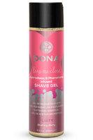 Гель для душа и бритья DONA Shave Gel Flirty Aroma: Blushing Berry 250 мл