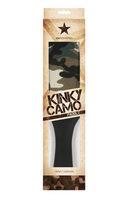 Шлёпалка Kinky Camo камуфляж