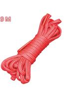 Веревка 9м. (красный)
