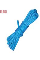 Веревка 5м. (голубой)