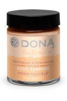 Карамель для тела DONA Body Topping Honeysuckle 59 мл