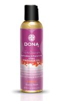 """Массажное масло с феромонами и афродизиаками """"Страсть"""" DONA Scented Massage Oil Sassy Aroma: Tropica"""