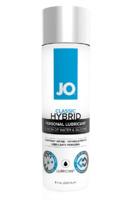 Лубрикант-ГИБРИД водно-силиконовый  JO LUBRICANT (HYBRID), 8 oz (240мл.)