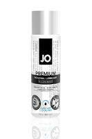 Охлаждающий лубрикант на силиконовой основе классический JO Premium COOL, 2.5 oz (75 мл)