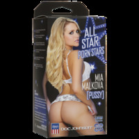 Мастурбатор вагина All Star Porn Stars - UR3® Pocket Pals - Mia Malkova