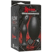 Kink - Flow Full Flush - Silicone Anal Douche &amp Accessory Анальный душ