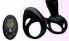 Gladiator + LRS  эрекционная насадка кольцо с пультом управления