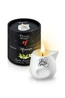 MASSAGE CANDLE WHITE TEA 80ML Свеча с массажным маслом 80 мл