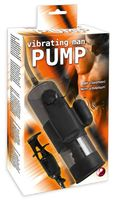 Вибропомпа для мужчин Vibrating Man Pump
