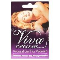 3мл Крем VivaCream стимулирующий для женщин