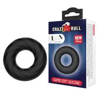 Baile Crazy Bull Super soft Эластичное эрекционное кольцо