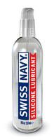 8oz/237 мл. Лубрикант Swiss Navy Silicone на силиконовой основе