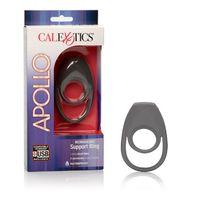 Двойное эрекционное кольцо с вибрацией Apollo® Rechageable Support Ring