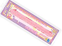Фаллоимитатор двухголовый 18 розовый