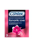 "Презерватив ""Contex"" №3 Romantic Love ароматизированные"