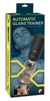 Автоматическая вакуумная помпа для увеличения головки пениса Automatic Glans Trainer