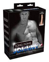 Кукла-мужчина с фаллоимитатором-реалистиком You2Toys Long Dong Johnny Inflatable Love D