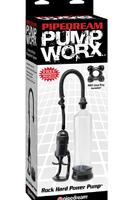 Ручная вакуумная помпа для мужчин с насосом Pump Worx