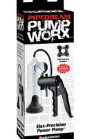 Pump Worx Max-Precision Power Pump - Black