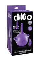 Секс-мяч Dillio Purple Vibrating Mini Sex Ball