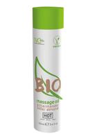 Массажное масло HOT BIO Massage oil bitter almond 100 мл.
